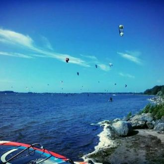 Surf und Kite Camp Wiek