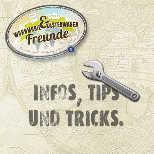 Infos, Tips & Tricks